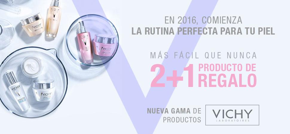 ¡Promoción de 2+1 en Productos de Vichy! f01de6f937b12